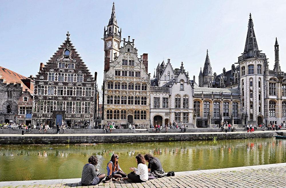 Гент Бельгія
