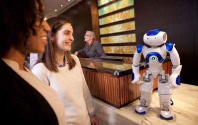 робот консьєрж