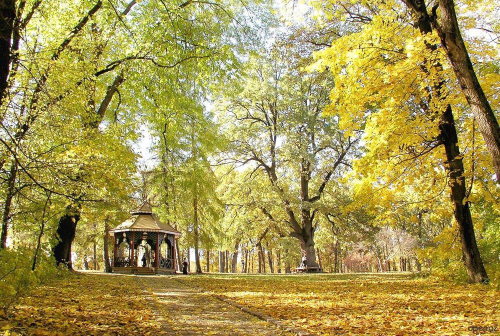 парк олександрія біла церква